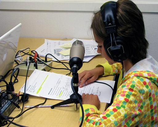 Radio de l'école